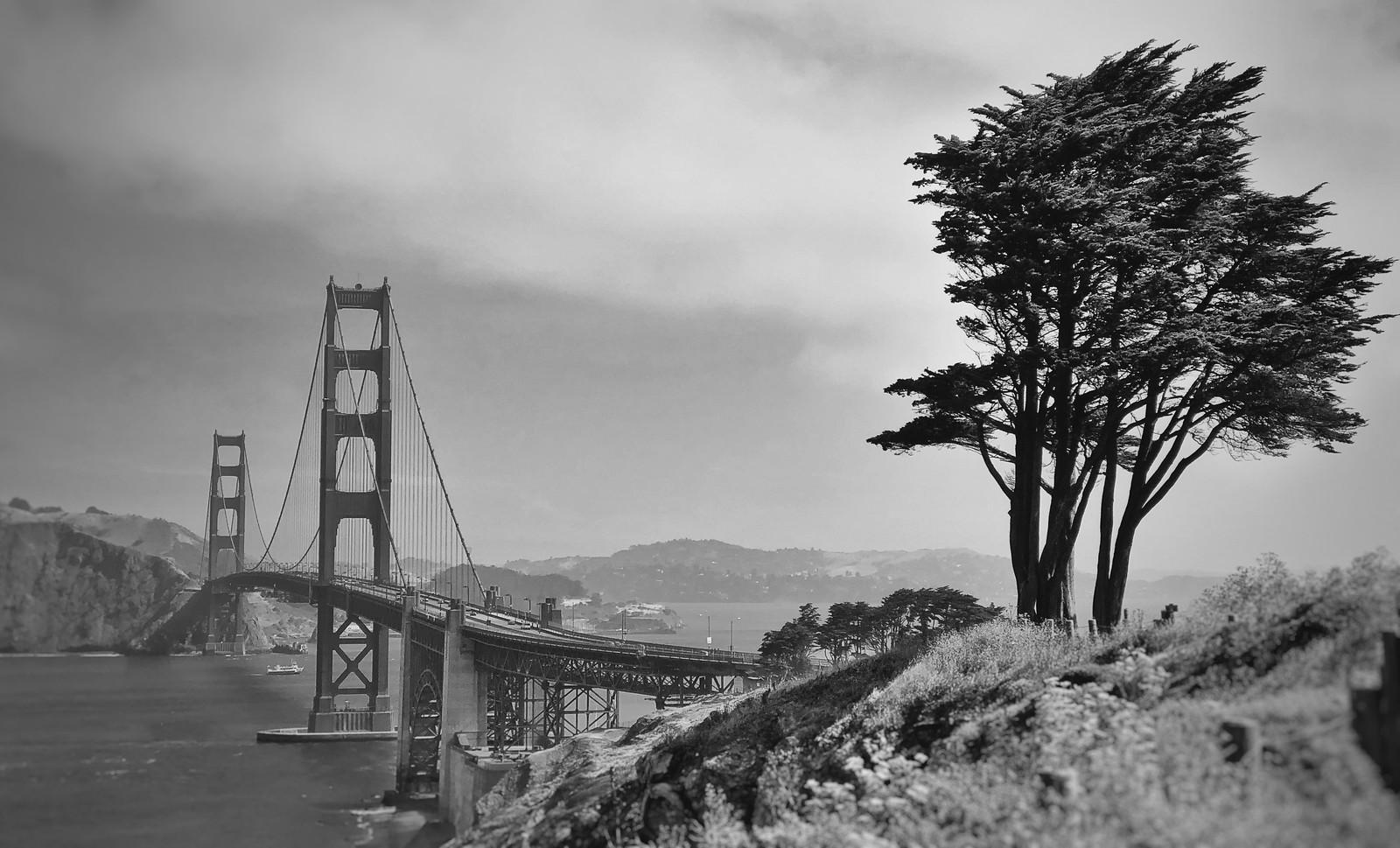 Zwart-wit-fotografie in San Francisco