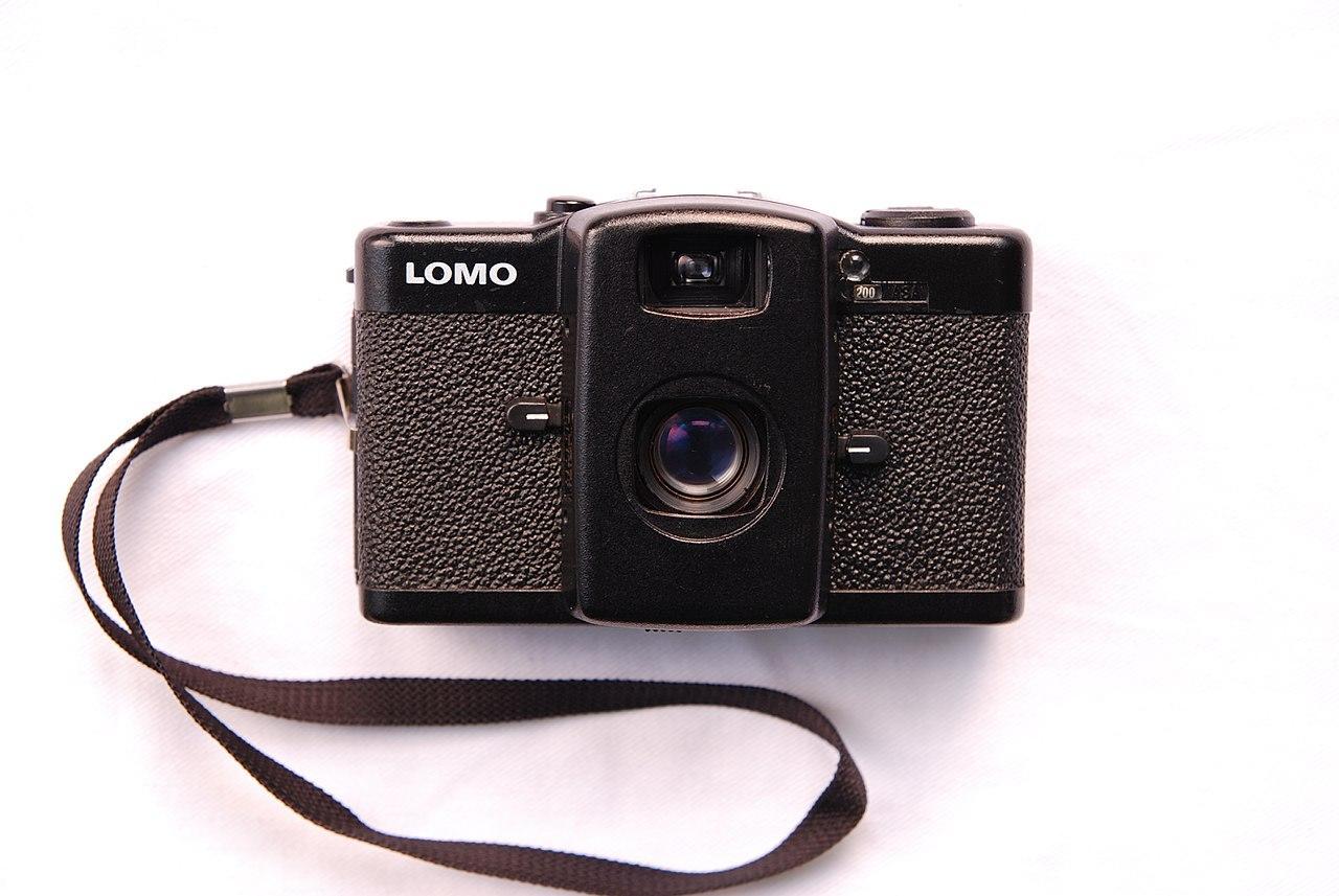 De oorspronkelijke lomography-camera: de Lomo LC-A