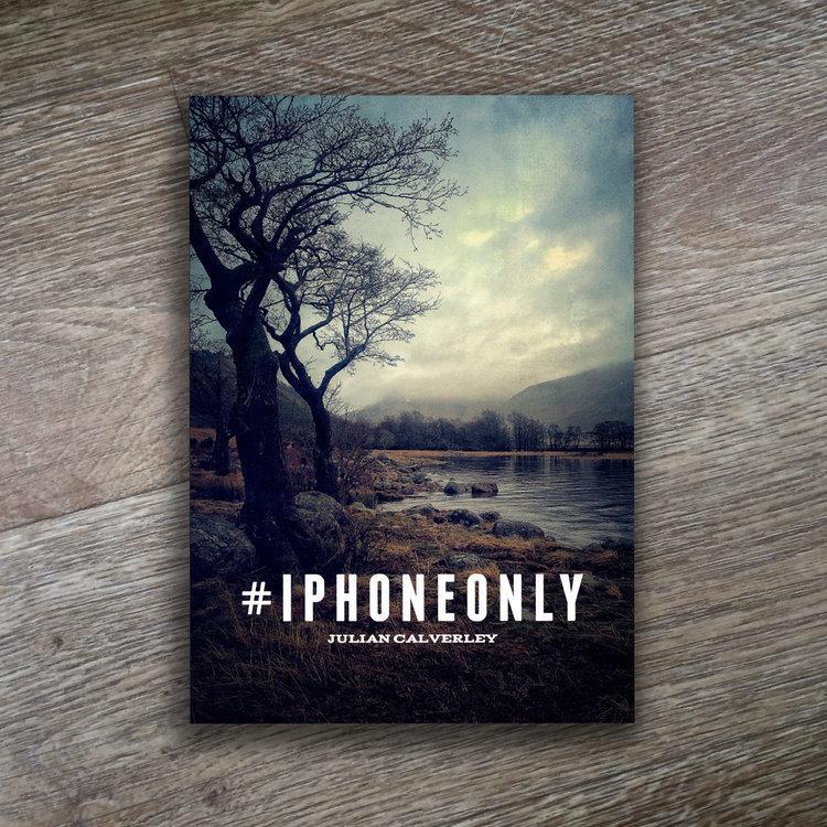 Het boek #IPHONEONLY van Julian Calverley bestaat uit 60 foto's die met een iPhone zijn gemaakt.