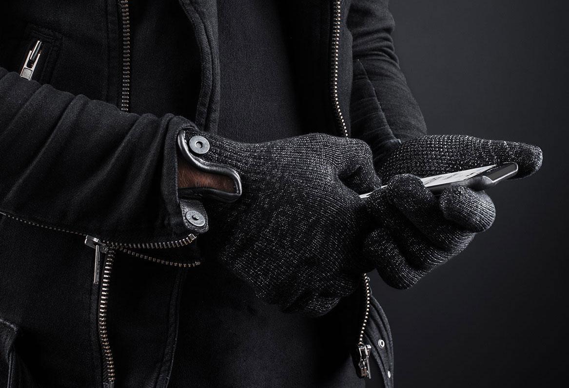 Leuk cadeau voor smartphone-fotografen: handschoenen van mujjo.