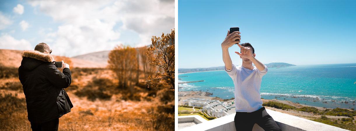 Witbalans in de fotografie: allebei daglicht, maar toch heel anders.