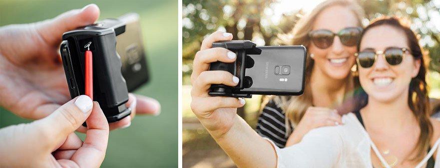 Adonit PhotoGrip: Amerikanen zijn erg te spreken over deze smartphone-grip