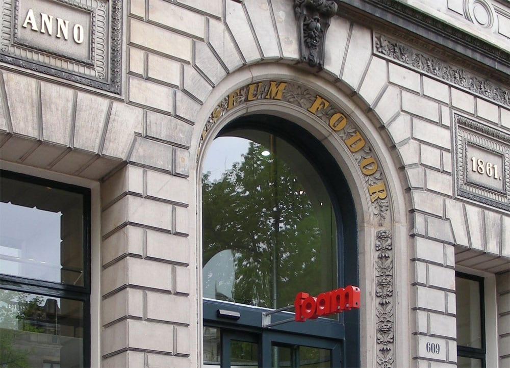 Foam in Amsterdam organiseert naast tentoonstellingen ook andere fotografie-evenementen in 2020