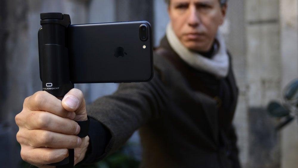Shoulderpod S2: een populaire smartphone-grip