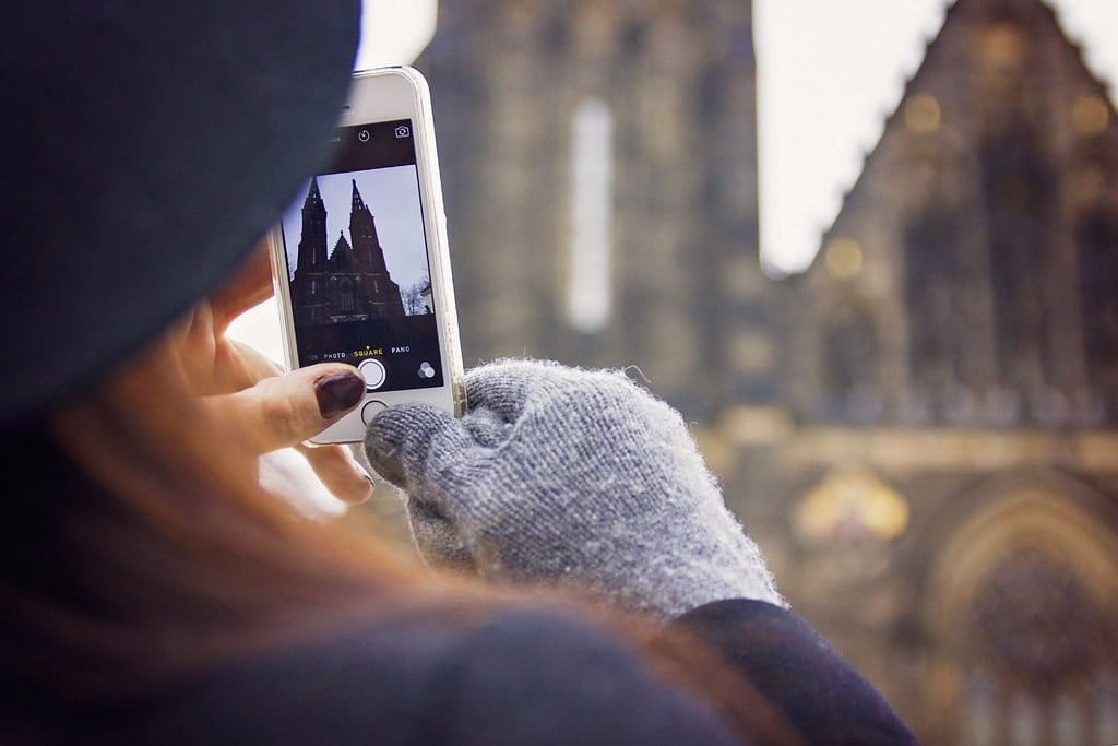 Te veel op de foto willen zetten: een van de veelgemaakte fouten bij smartphone-fotografie
