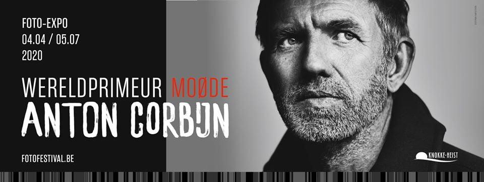 MOØDe - fototentoonstelling van Anton Corbijn in Knokke-Heist