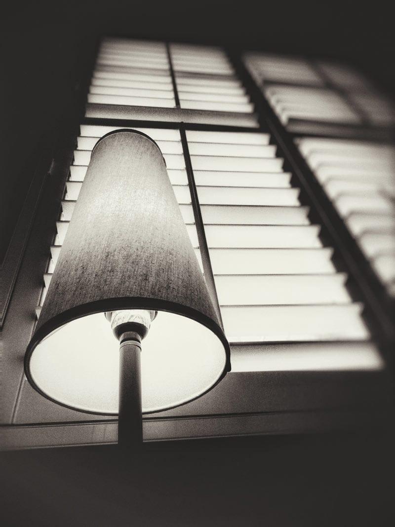 Kikkerperspectief in de woonkamer