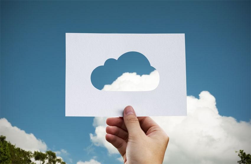 Online foto-opslag in de cloud
