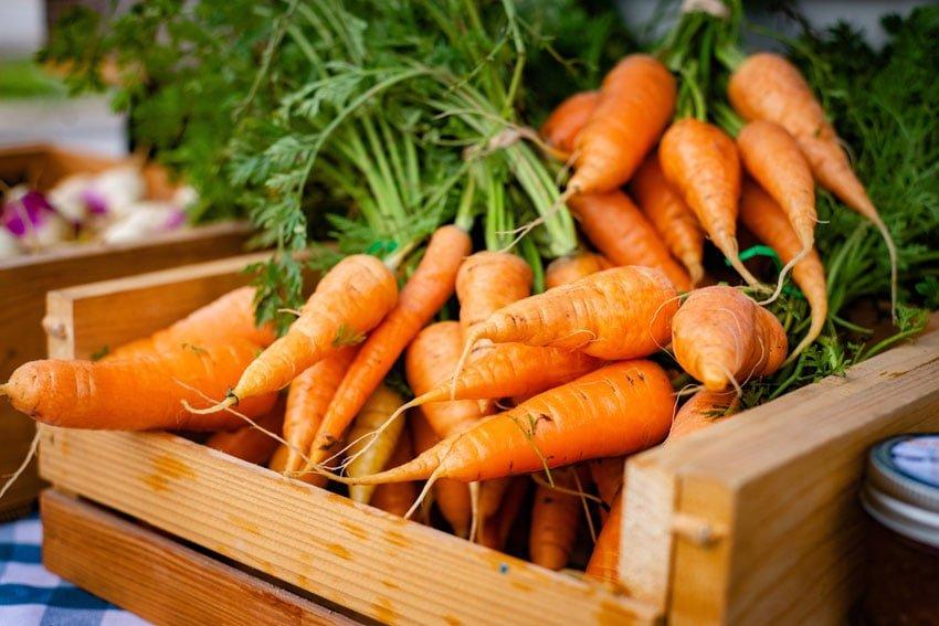 rauwe wortelen: vergelijkbaar met fotograferen in RAW op een smartphone