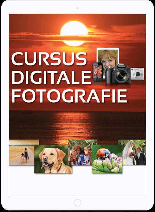 E-books van de cursus fotograferen