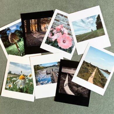 Retro fotos afdrukken