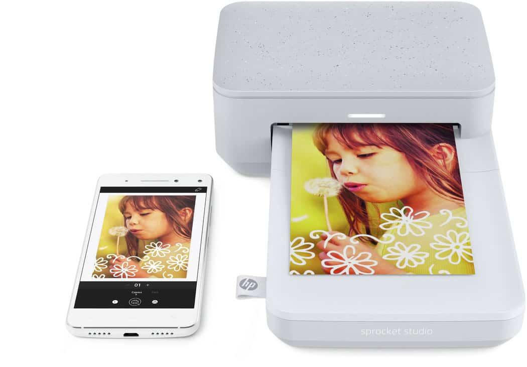 Cadeautips fotograaf:- HP Sprocket Studio fotoprinter
