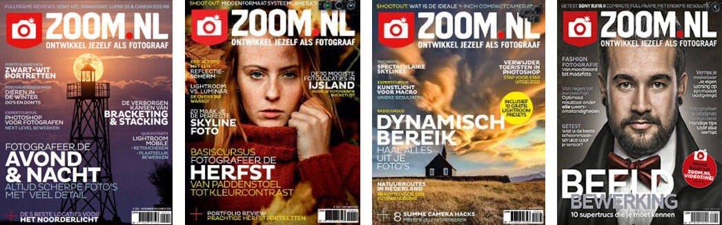 Cadeau-abonnement fotoblad Zoom