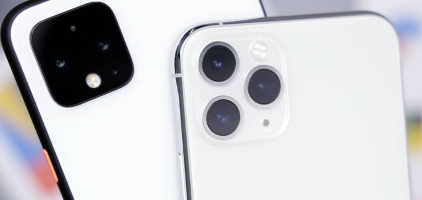 Welk merk heeft de beste camera?Android of iPhone?