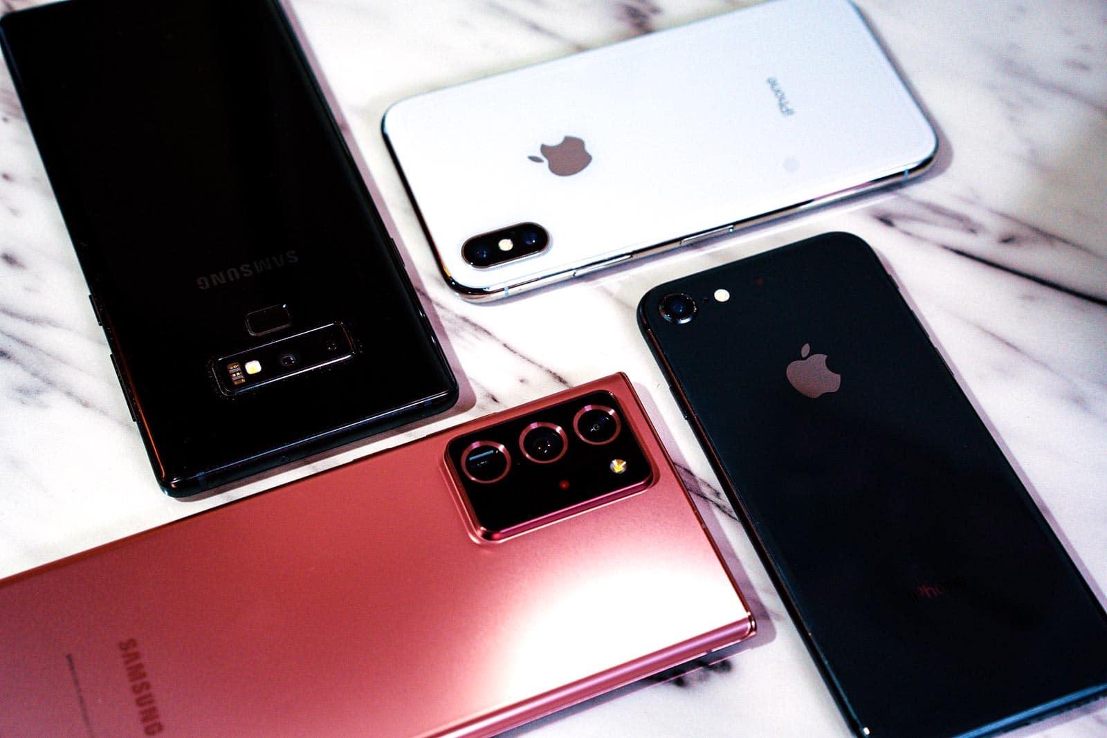 Goede camera voor smartphone fotografie
