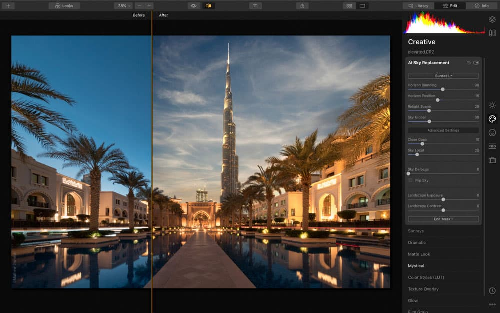 Luminar 4: alternatief voor Photoshop en Lightroom