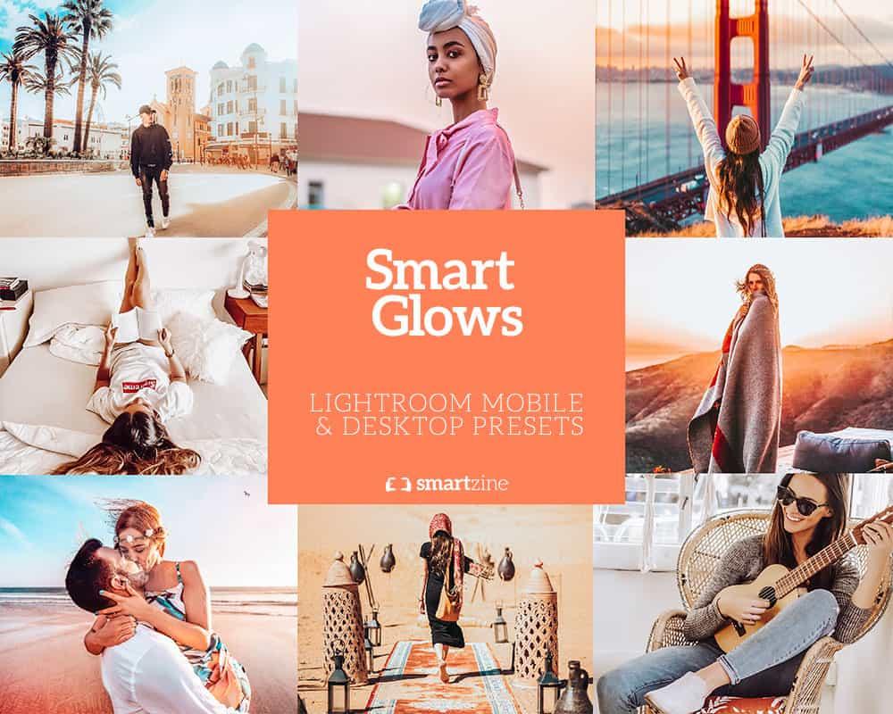Smart Glows Lightroom-preset