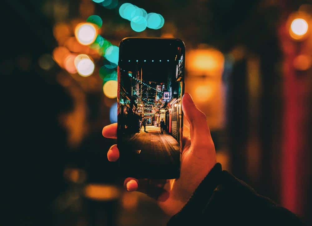 Onscherpe foto's door te weinig licht