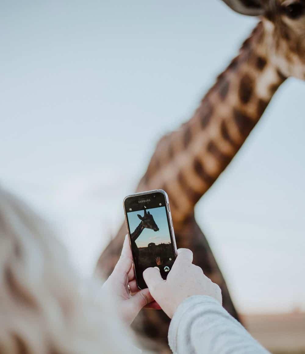 Onscherpe foto's door beweging in beeld