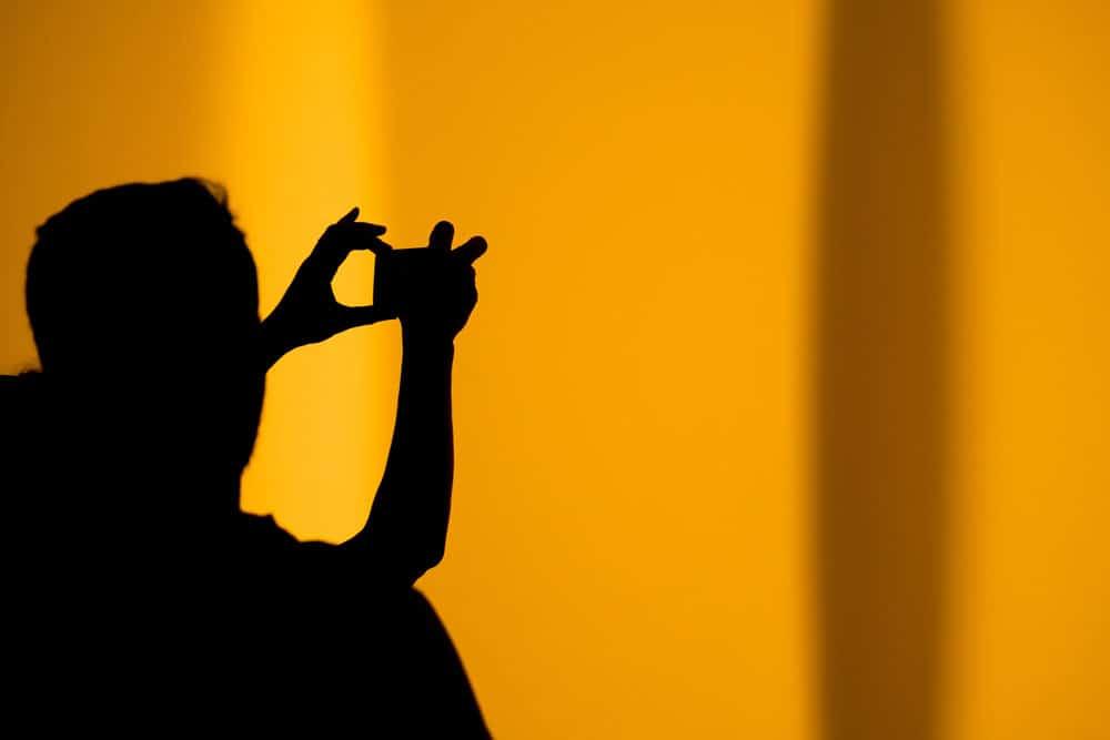 Onscherpe foto's door te ver inzoomen