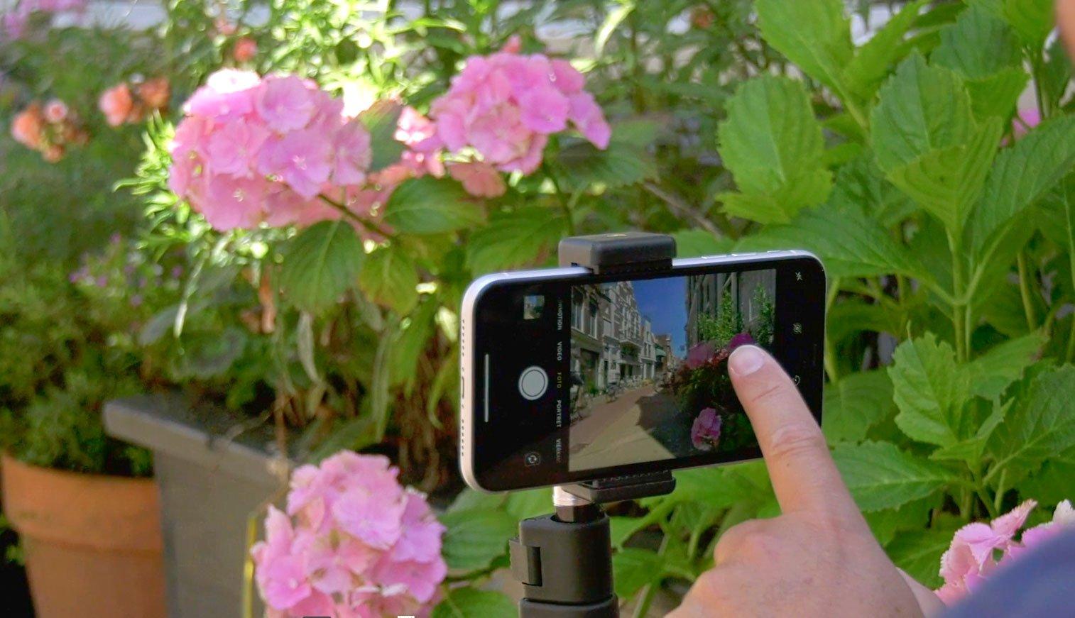 Cursus iPhone-fotografie
