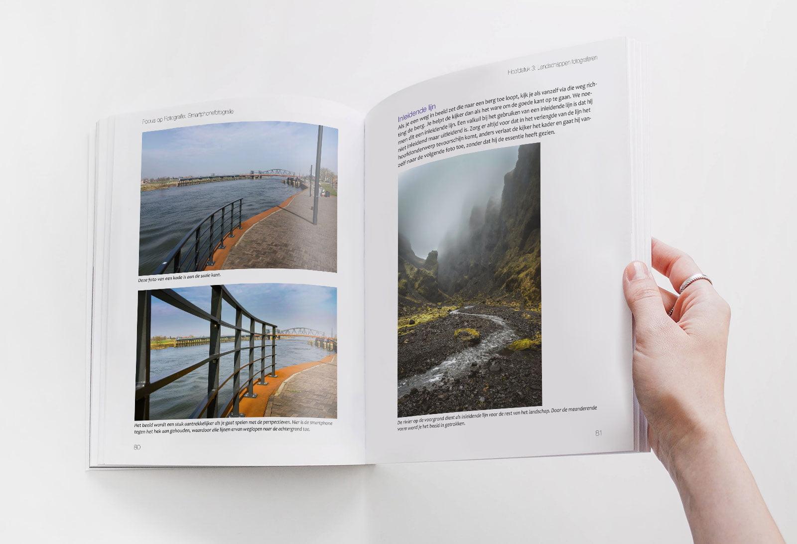 Boek over smartphonefotografie