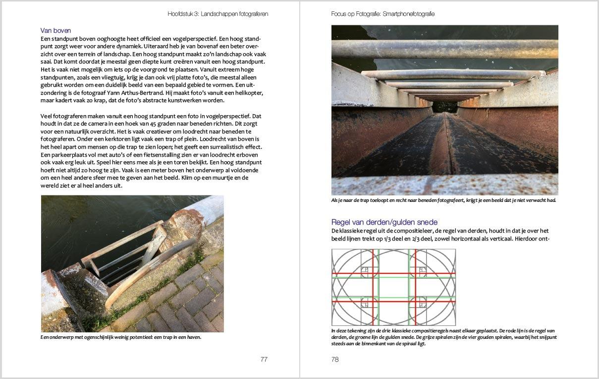 Boekbespreking Focus op fotografie: Smartphonefotografie