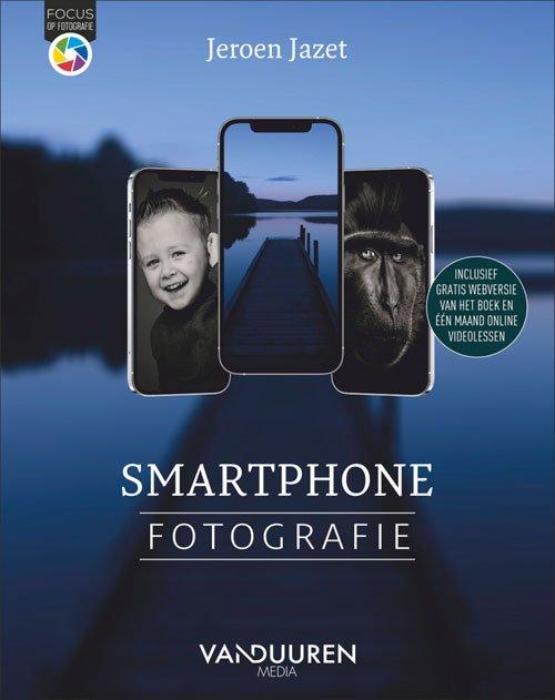 Bookcover Smartphonefotografie van Jeroen Jazet