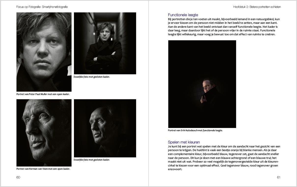 Recensie boek Smartphonefotografie portretten