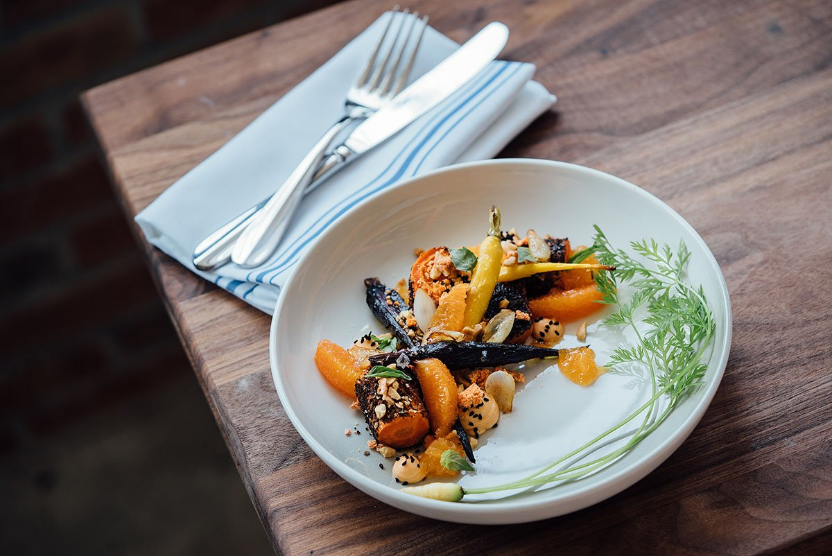 food-fotografie met je smartphone in een restaurant